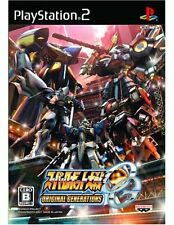 Used PS2 Super Robot Taisen OG: Original Generations Japan Import