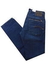 G-Star L34 Herren-Straight-Cut-Jeans aus Denim mit niedriger Bundhöhe (en)