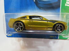 HOT WHEELS 2008 TREASURE HUNT  FORD MUSTANG GT GOLD