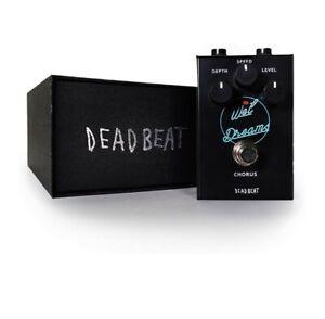 WET DREAMS Analog Chorus Effect Pedal by Deadbeat Sound FASTP&P UK STOCK