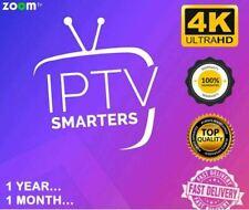 IP*TV Smarters Pro Abonnement 1 mois (M3U✔️SMART TV✔️ANDROID✔️MAG) 😱 6 EURO 😱