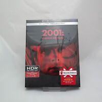 2001: A Space Odyssey - 4K UHD & Blu-ray Slip Case Edition (2018) w/ Booklet