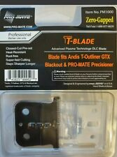Andis T-Outliner Blade Smooth DeepTooth 0-Gap,Ceramic Cutter by Pro-mate #04521