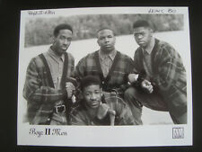 Boyz II Men PROMO PRESS PHOTO 8X10 B