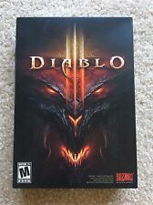 New Diablo 3 III Blizzard Entertainment PC Mac Game