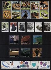 GB GREAT BRITAIN 2005 COMPLETE ALL SETS FOR YEAR U/M/MINT MNH ALL MINI SHEETS
