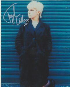 "Toyah Willcox In Person signed 10"" x 8"" photograph - Quadrophenia - G218"