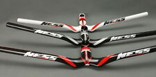 NESS Carbon MTB Road Bike Riser Handlebar 580-720 Integrated Bar Stem 90-120mm