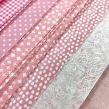 Designer Fabric Felt Sheet for hair bow making