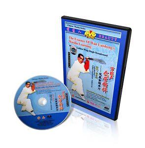 The Essence of Wan Laisheng's Wushu - Phoenix Golden Wing Single Broadsword  DVD