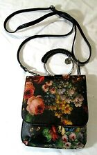 Carlos Santana Wallet Clutch Crossbody bag Floral  NWOT holds cell phone purse