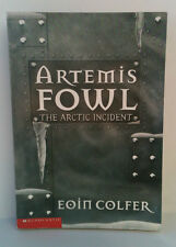 Artemis Fowl The Arctic Incident by Eoin Colfer Softcover Book 2002