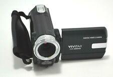 Vivitar Dvr508-Blk 12Mp Digital Camcorder with 4X Digital Zoom Video Camera
