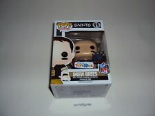 NFL Drew Brees Nuevo Orleans Saints Wave 3 POP Vinyl Figura Por Funko Exclusivo