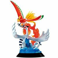 G.E.M. EX series Pokemon Ho-Oh and Lugia 23cm Figure MEGAHOUSE Anime From JAPAN