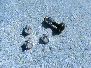 1950 1951 Lincoln Dash Knobs Lighter Radio Knobs
