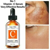 Vitamin-C Serum With Hyaluronic Acid & Kojic Acid Skin Glowing & Anti Wrinkle