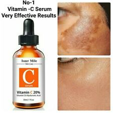 Vitamin-C Serum With Hyaluronic Acid & Kojic Acid Skin Glowing & Anti Wrinkle