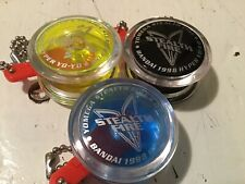 Yomega Stealth Fire Mini Yoyo Keyring Set..yoyos..