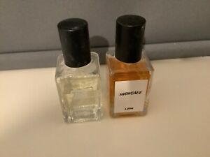 lush snowcake perfume and Rose Jam scent