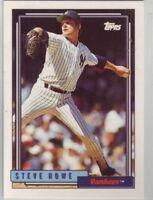 1992 Topps Baseball New York Yankees Team Set (29 cards)