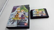 Jeu Sega Megadrive Mega Drive Dragon Ball Z L'appel du Destin sans notice
