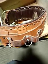 Bashlin 88d28 Lineman Belt 2 D Ring New In Box