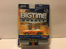 JADA Big Time Muscle  67 Chevy Camaro  2  Dub City    1/64
