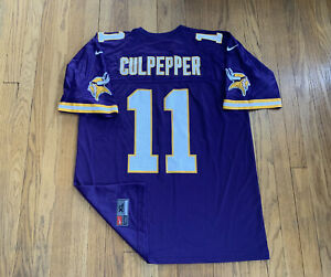Minnesota Vikings Vintage Nike Daunte Culpepper Jersey Mens XL EUC Rare NFL