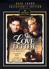 THE LOVE LETTER (DVD, 1998) - HALLMARK HALL OF FAME - NEW DVD