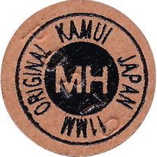 KAMUI Original BROWN Medium/Hard Snooker 11MM Cue Tip (MEDIUM/HARD = MH)