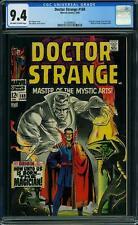 Doctor Strange #169 CGC 9.4 Marvel 1968 1st Issue! NM Copy! G7 312 cm clean