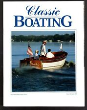 2000 Classic Boating Nov December Chris-Craft 1929 Dee Wite Conneaut Lake Show