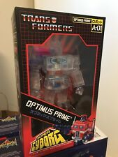 "sdcc 2018 Exclusive super7 Transformers – Super Cyborg Optimus Prime 12"" Figure"