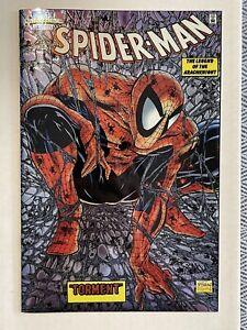 Marvel Collectible Classics #2 Spider-Man #1 Chromium Todd Mcfarlane