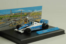 Michel Vaillant Vaillante Edition F1 1982 Turbo no.10 Comic TV 1:43 IXO Altaya