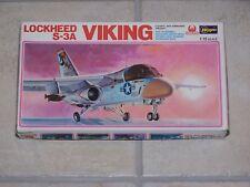 Maquette HASEGAWA 1/72ème LOCKHEED S-3A VIKING