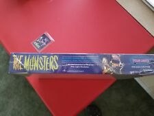 Large Munsters-Model With Matching Refrigerator Magnet! New In Box Never Opened