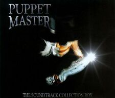 PUPPET MASTER Richard Band, Peter Bernstein etc 5CD BOX SET LIMITED SEALED