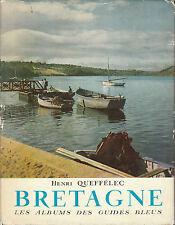 """Livre Régional """" Bretagne Henri Queffélec """" ( No 1902) Book"""