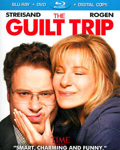 The Guilt Trip (Blu-ray/DVD, 2013, 2-Disc Set, Includes Digital Copy UltraViole…