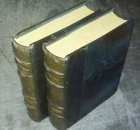 SADE - 120 JOURNÉES DE SODOME Numérotés - Bruxelles 1947/48 - 2 volumes reliés