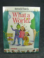 NEW American Girl ALIEN Musical Theater Kit ~ Play for 6 Kids ~ WHAT A WORLD!