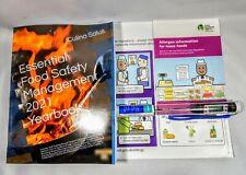 2021 Yearbook Food Allergy Awareness & Temperature Pack