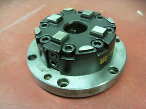 System 3R Macro Manual Chuck 3R-600.24-S for EDM Electrode Manufacturing 52mm