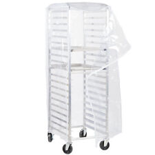 New Heavy Duty Clear Vinyl Bun Pan Rack Cover Best Price plus Rebate!