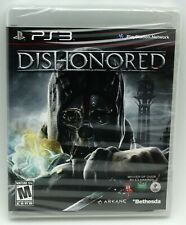 Dishonored Playstation 3 PS3 Original Black Label NTSC Factory Sealed