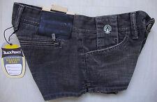 BELSTAFF SPEEDWAY SHORTS LADY B12 DENIM Jeans Short Damen Gr.27 NEU mit ETIKETT