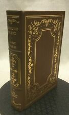 Basic Works Sigmund Freud Franklin Library 100 Greatest Leather Limited Edition
