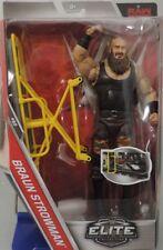 WWE Mattel Elite 52 Braun Strowman  Neu/OVP HTF!!!!